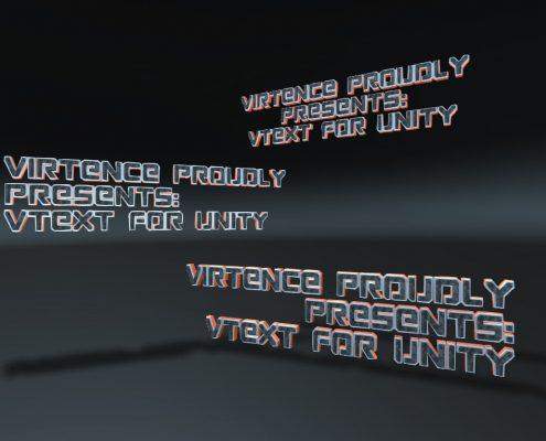 Vtext layout